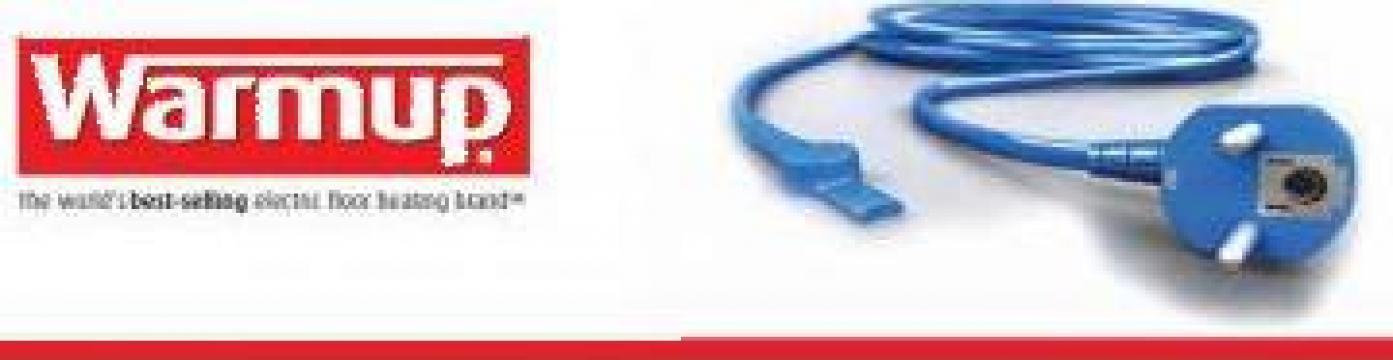 Cablu de degivrare pentru conducte de la Warmup Romania