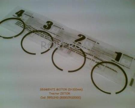 Segmenti piston motor Zetor, Ursus, John Deere, (D=102mm)