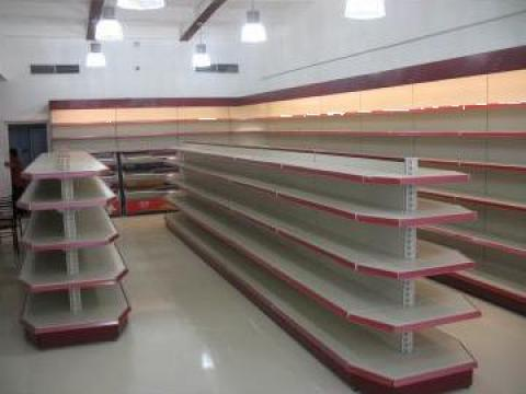 Rafturi supermarket Rm Vilcea