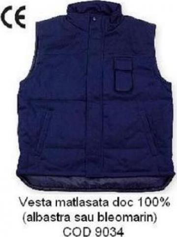 Vesta vatuita protectie Doc de la Katanca Srl
