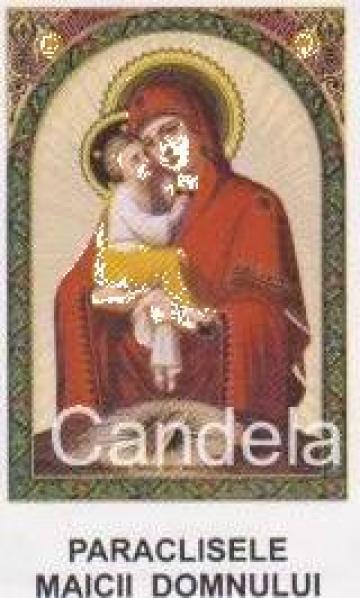 Carte, Paraclisele Maicii Domnului
