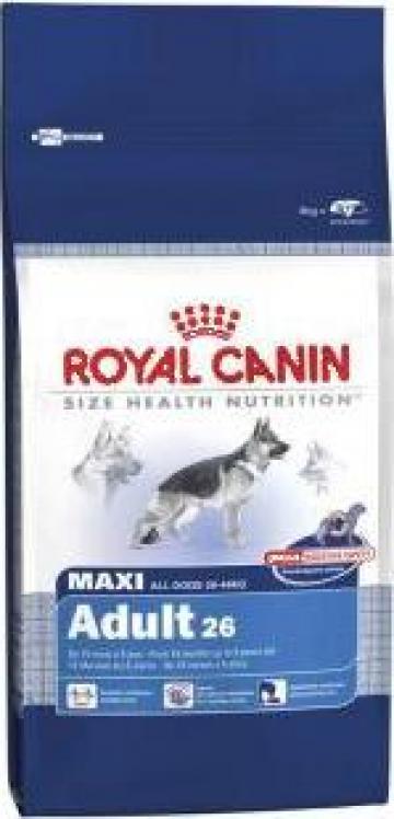 Hrana de caini Royal Canin Maxi Adult de la Meltom Com Srl