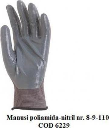 Manusi protectie poliamida-nitril 6229 de la Katanca Srl