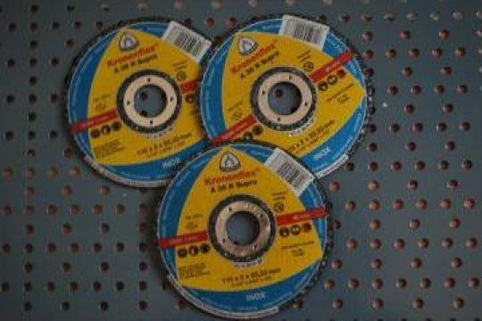 Disc abraziv 115x2x22,23 de la Mvv Logan Auto Srl