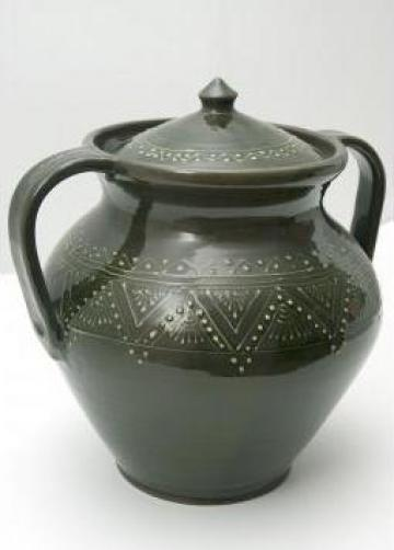 Vas ceramica pentru sarmale