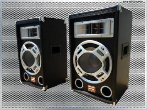 Boxe audio profesionale