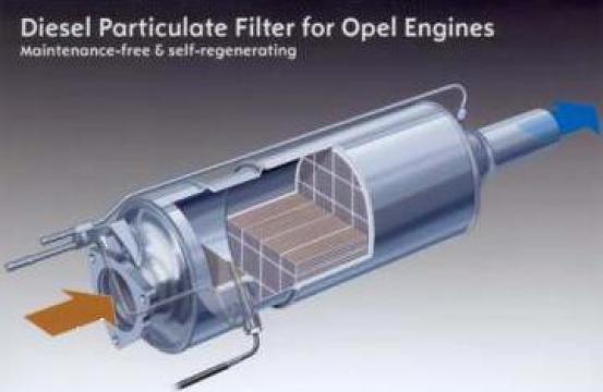 Servicii curatare preventiva filtre particule DPF/FAP