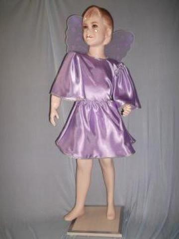 Costum de serbare fluturas pentru fetite de la Costume De Serbare Pompilia Silaescu