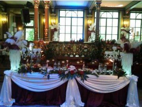 Decor nunta Oradea cu nunta de la A la Z de la Nunta De La A La Z