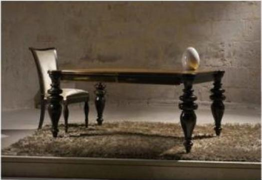 Masa lemn sufragerie Patonas de la Settimo Concept