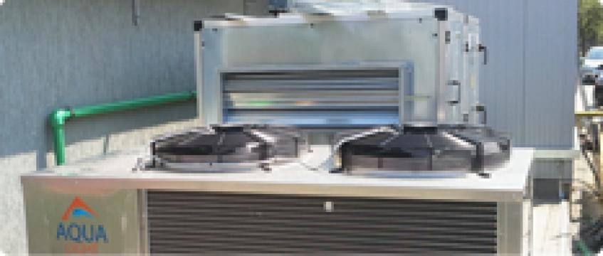 Sistem ventilatie si climatizare de la General Instalatii Srl