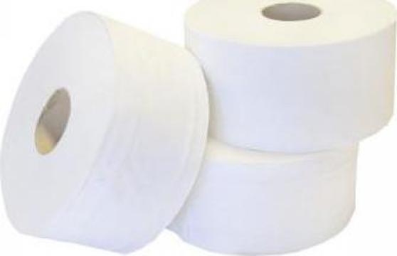 Role hartie igienica profesionala celuloza diametru 19 cm