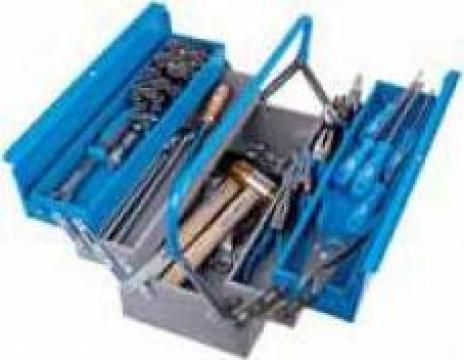 Trusa profesionala de scule pentru instalatori TSI de la Enersis Srl