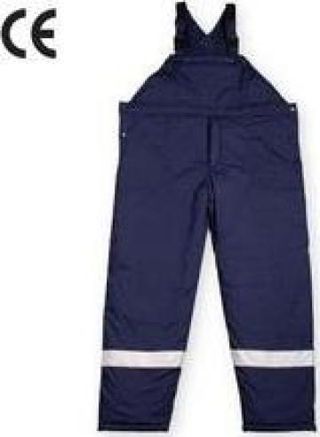 Pantaloni vatuiti cu benzi reflectorizante de la Nortia Company