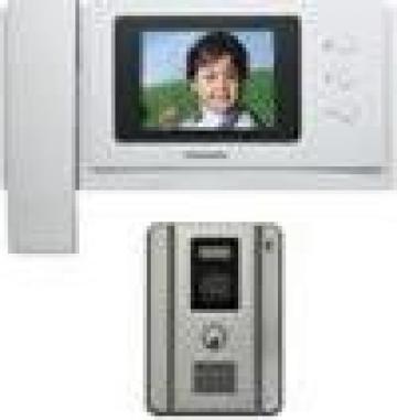 Kit videointerfon color Commax Eco Set de la Prosystem Srl