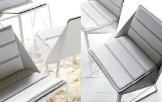 Scaun modern Abarth de la Settimo Concept