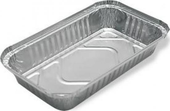 Caserola aluminiu S 487 de la Estetik Packing