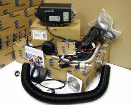 Incalzitor auto Eberspacher Airtronic D2 12v/ 24v de la Wes System Srl