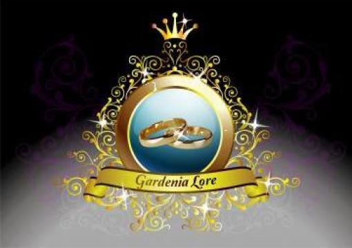 Amenajari sali de nunti de la Gardenia Lore Srl