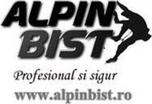 Alpinism utilitar in constructii si intretinere fatade de la Alpinbist Srl-D