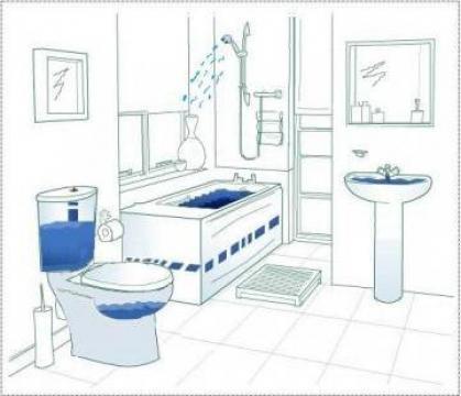 Instalatii sanitare, cabine de dus de la Next Technology
