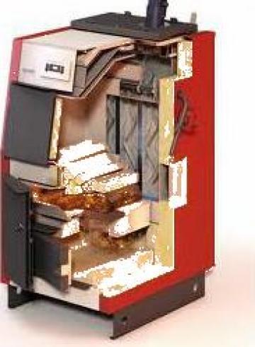 Montaj centrale termice pe lemne de la Next Technology