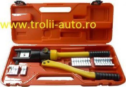 Cleste sertizare hidraulic de la Trolii-auto.ro
