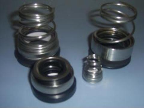 Arcuri conice presetupe etansari garnituri mecanice pompe