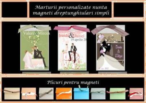 Marturie nunta personalizata de la Rulian Utilitar Alpin Construct