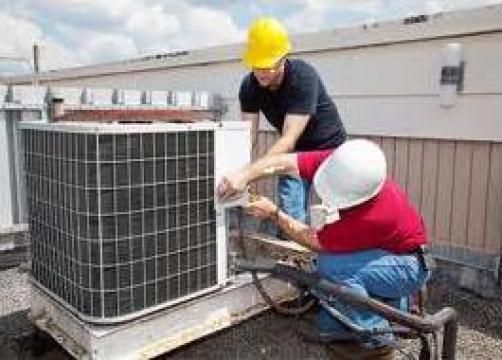 Incarcare freon R407C si R410A de la Bliss Electric