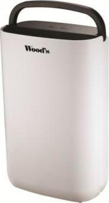 Dezumidificator Woods MRD 10, 10 litri/zi