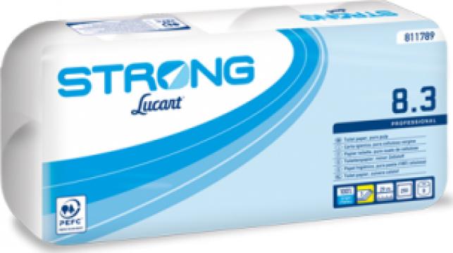 Hartie igienica Lucart, 3 straturi de la G & G Paper Srl