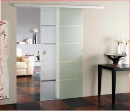 Usa culisanta de sticla de la Imperial Glass