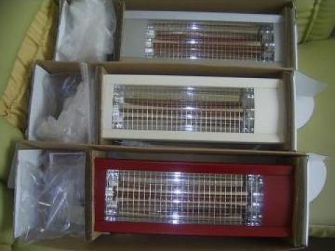 Panouri radiante cu lampi infrarosu pt. incalzire exterioare de la Tehnocom Liv Rezistente Electrice, Etansari Mecanice