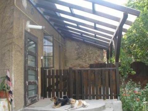 Terasa de lemn de rasinoase timisoara pfa georgescu for Modele de balcon din lemn