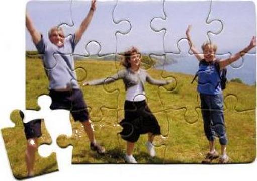 Puzzle personalizat magnetic de la Sian Image Media Srl