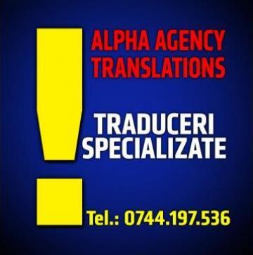 Traduceri italiana Craiova