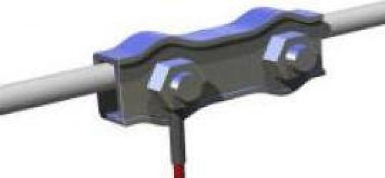 Conector gard electric franghie 5-8 mm de la Sc Agri Tocan Srl