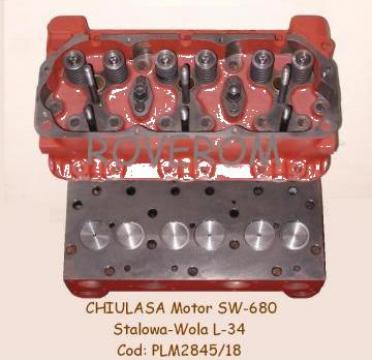 Chiulasa motor SW-680 (Stalowa-Wola L-34)