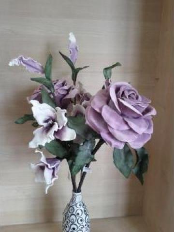 Buchet de flori artificiale Purple