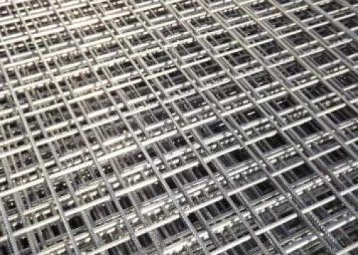 Plasa sudata, Otel Beton de la Wm & B Profi