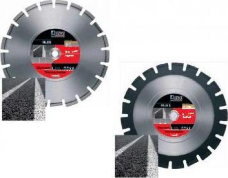 Disc diamantat pentru asfalt de la Monogram Impex Srl