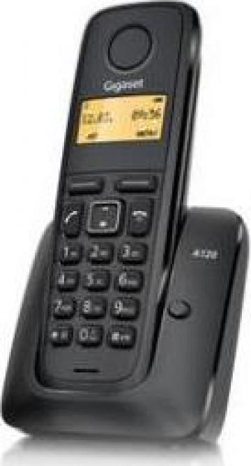 Telefon fix Cordless DECT/GAP A 120 de la Ask Tim