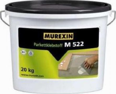 Adeziv pentru parchet M522 Murexin galeata 6Kg de la Amatera Distribution