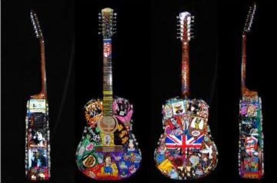 Curs de chitara de la Harv&Hucle