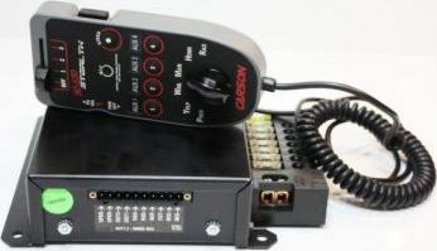 Sirena Politie SC 550 100/200W de la Flashalarm Electric