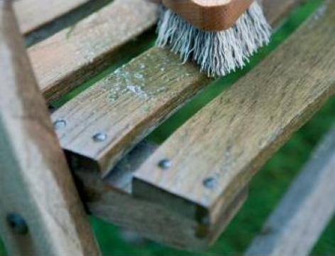 Solutie curatare profesionala Woca Exterior Cleaner de la Sas Inter Design