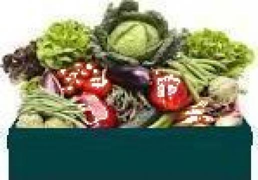 Servicii livrare saptamanala legume, abonament anual