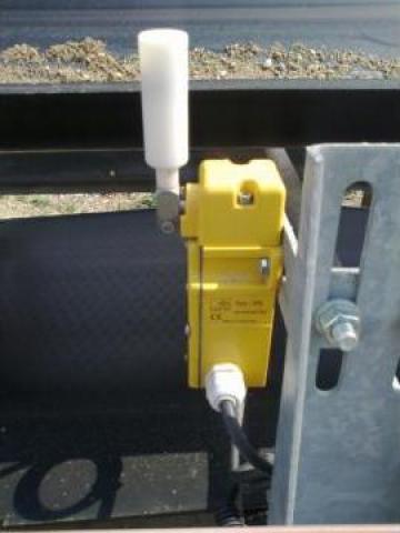 Limitator de siguranta de ghidaj banda transportoare