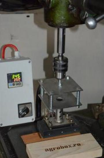 Stampila termica mecanica de la Blumapi Impex